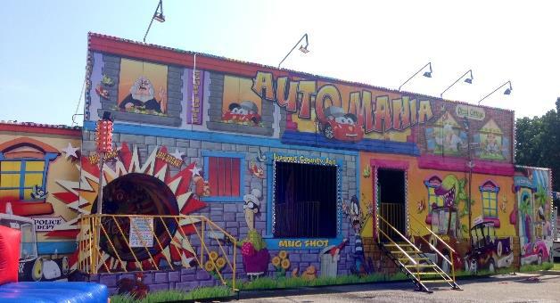 Auto Mania Fun House