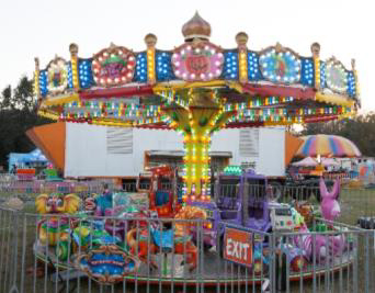 Kiddie Carousel